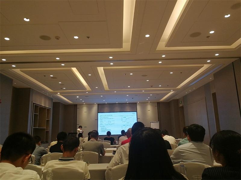 南京普莱克贸易有限公司受邀参加沙特基础工业公司(SABIC)技术研讨会_